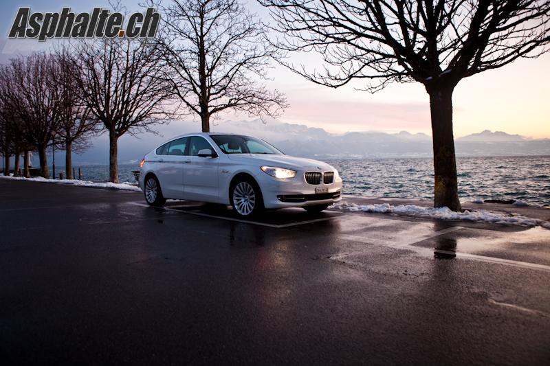 Essai BMW Série 5 Gran Turismo Un nouveau segment pour de nouveaux besoins ?