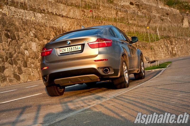 Essai BMW X6 xDrive35i E71
