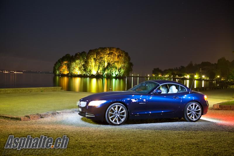 Essai BMW Z4 sDrive 35i