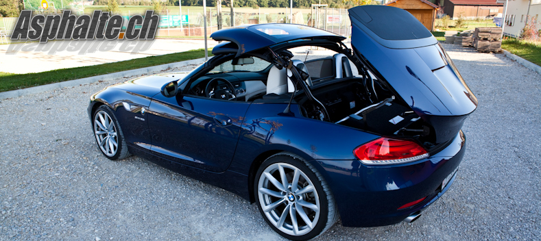 Essai BMW Z4 sDrive35i