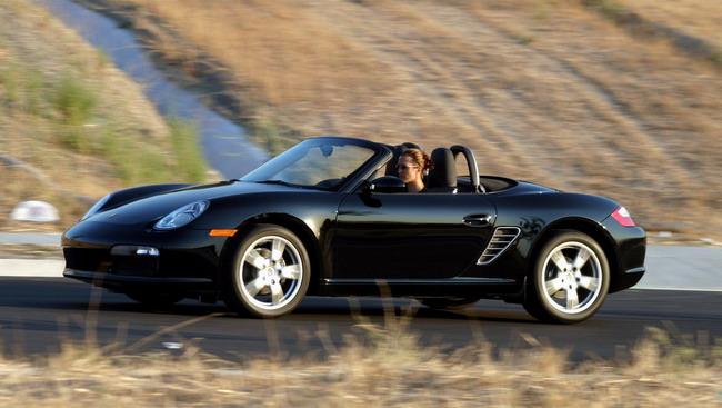 Essai Porsche Boxster 987