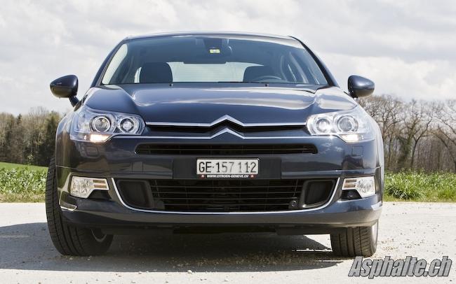 Essai Citroën C5 2.7 HDI Exclusive
