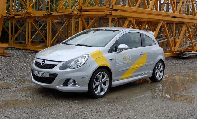 Essai Opel Corsa OPC: Opel Corsée