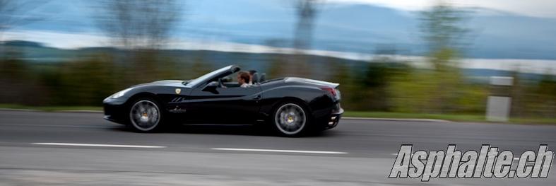 Essai Ferrari Califonia