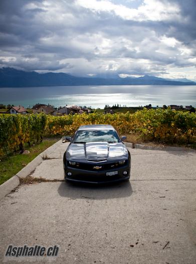 Essai Chevrolet Camaro 2SS L'autre pur sang américain