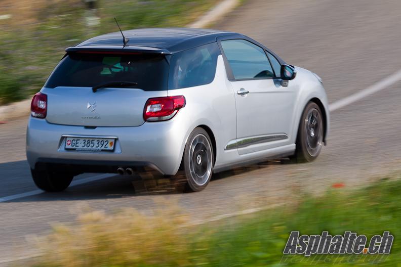 Essai Citroën DS3 1.6 THP La révolution française !