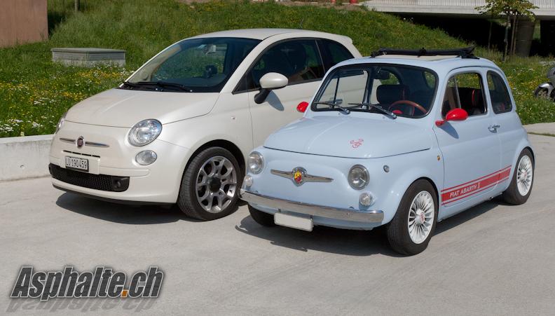 Fiat 500 Twinair & Fiat 500 Abarth