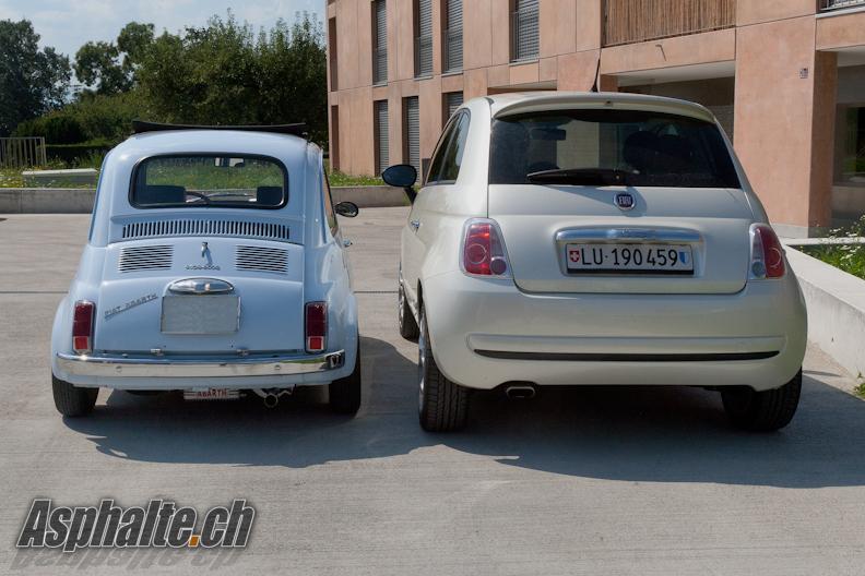 Fiat 500 Twinair & Fiat Abart 500