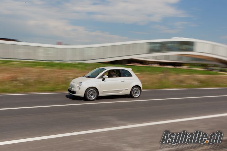 Test Fiat 500 Twinair