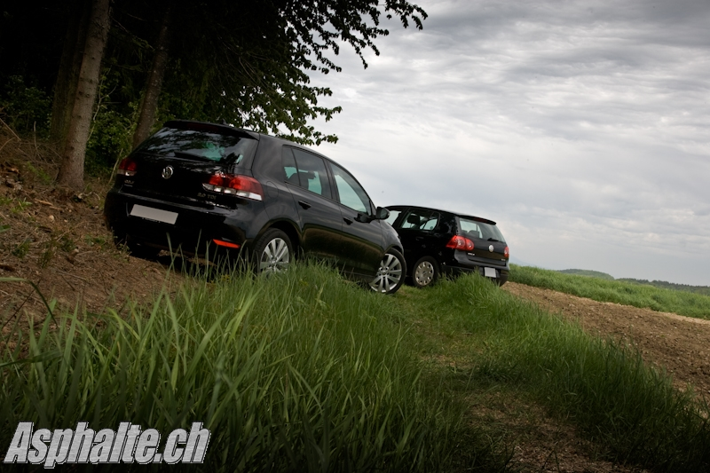 Essai VW Golf La voiture normale par excellence