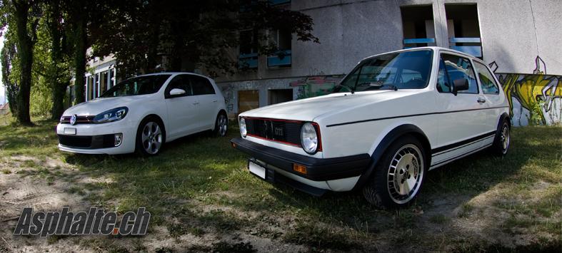Essai VW Golf GTI VI On prend les mêmes et on recommence...
