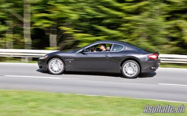 Essai Maserati Gran Turismo