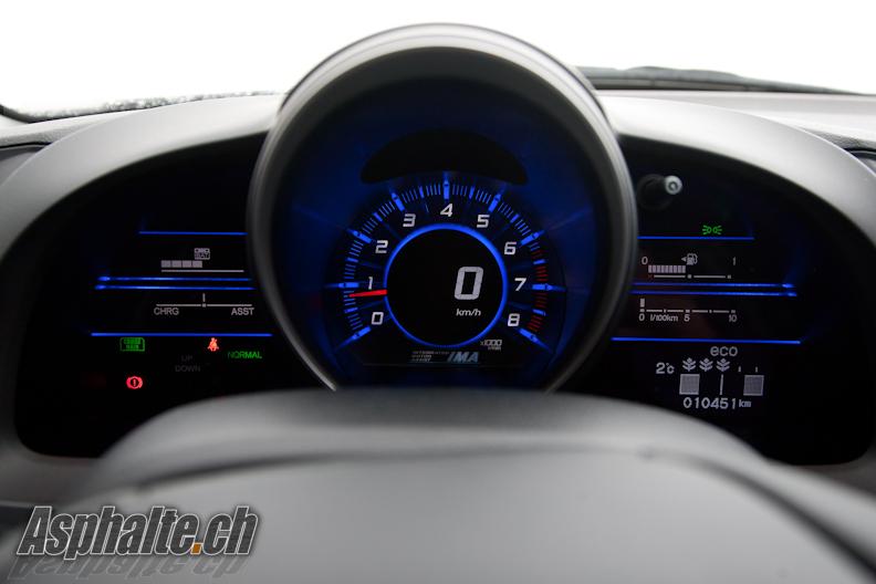 Honda CR-Z – Esprit X, es-tu là ?