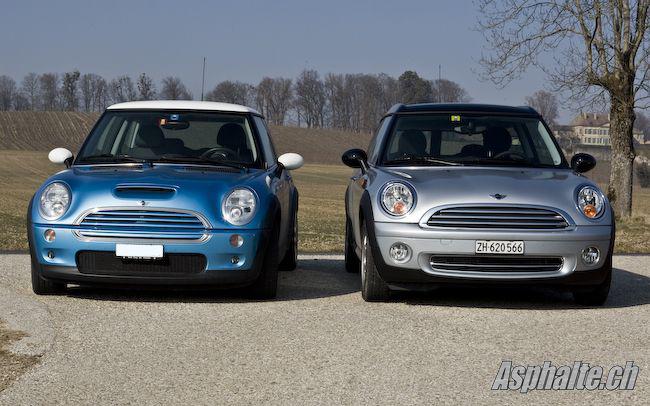 Mini Cooper R50 & R56