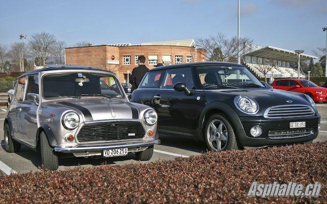 Mini Cooper R56 & Cooper classique