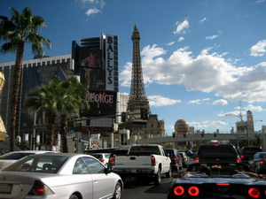 Las Vegas Strip Paris