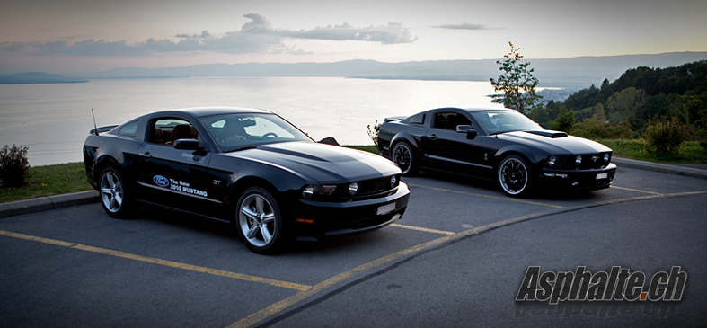 Ford Mustang GT mk5 2010
