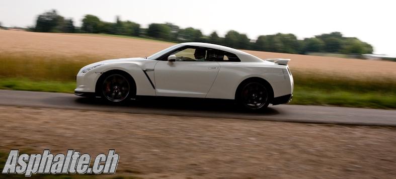 Essai Nissan GT-R 2009: La Supercar pour tous