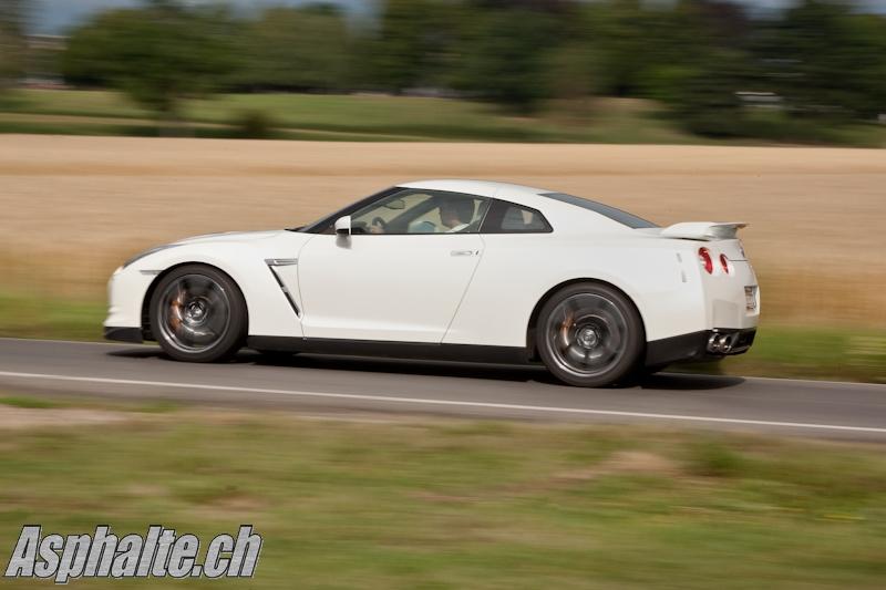 Essai Nissan GT-R 2009 La Supercar pour tous