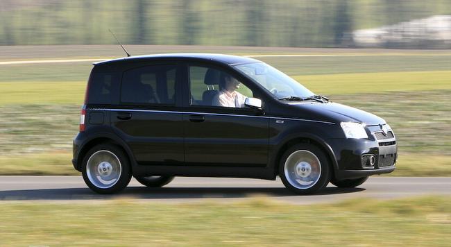 Essai Fiat Panda 100HP