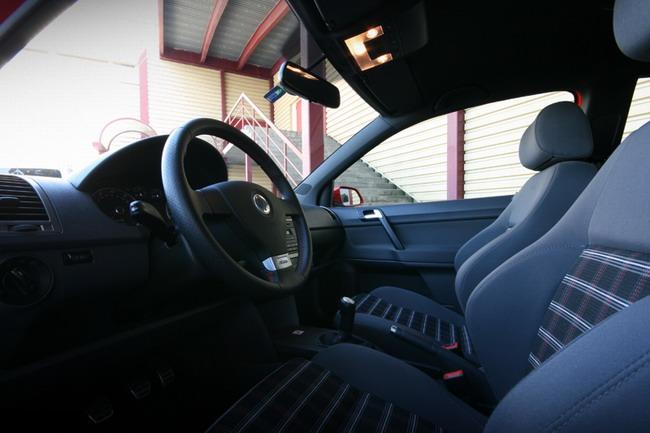 Essai VW Polo GTI intérieur