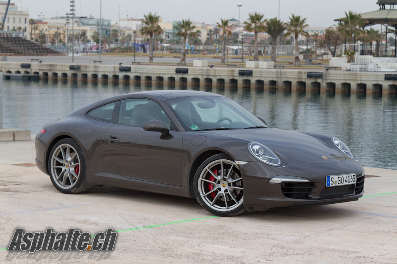 Porsche 911 Carrera S Type 991