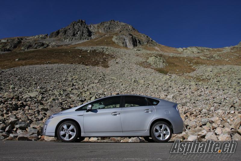 Essai Toyota Prius III Hybride