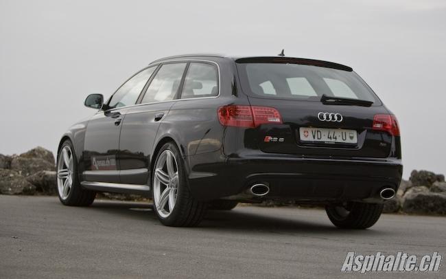 Audi RS6 Avant (Type C6)