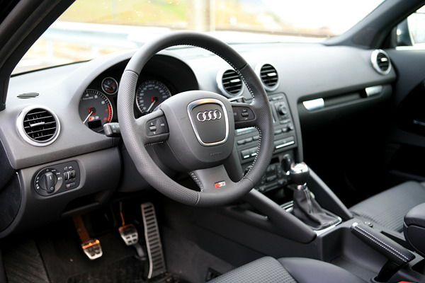 Essai Audi S3
