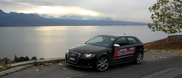Essai Audi S3 8P