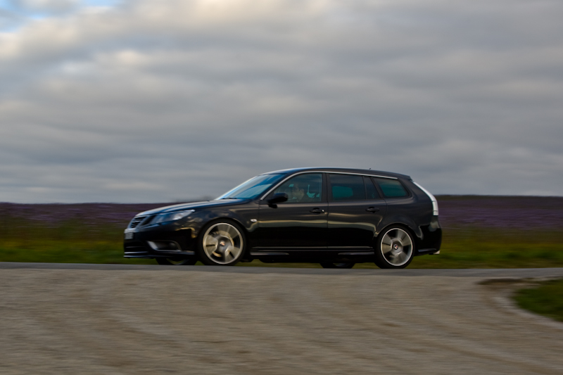 Essai Saab 9-3X