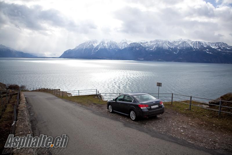 Essai Subaru Legacy 2.5GT Plus que jamais, une berline sécurisante