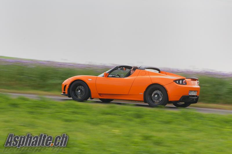 Road Test Tesla Roadster Sport