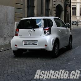 Essai Toyota iQ
