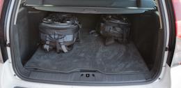 Essai Volvo V50 Multifuel coffre