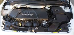 Essai Volvo V50 Multifuel moteur