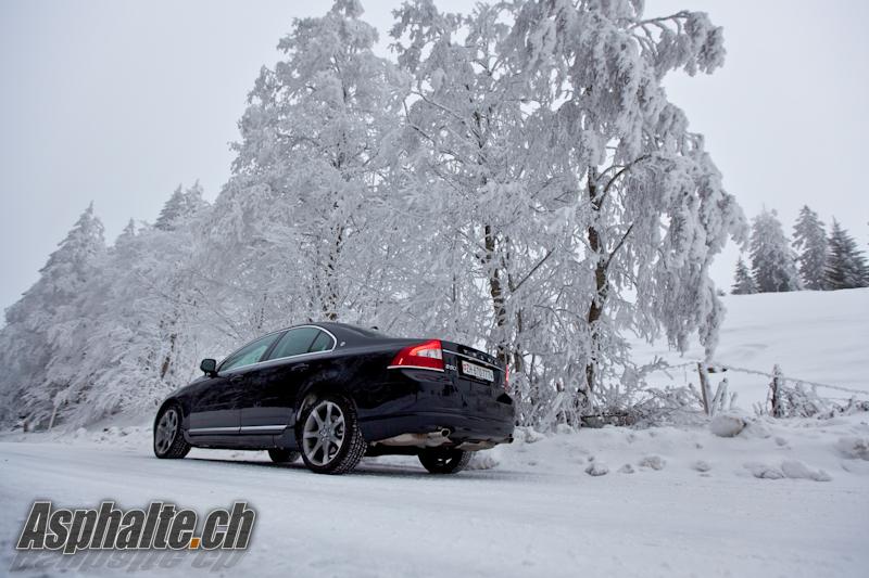 Essai Volvo S80 D5