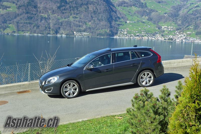 Essai Volvo V60 T6