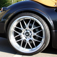 Essai Wiesmann Roadster MF3
