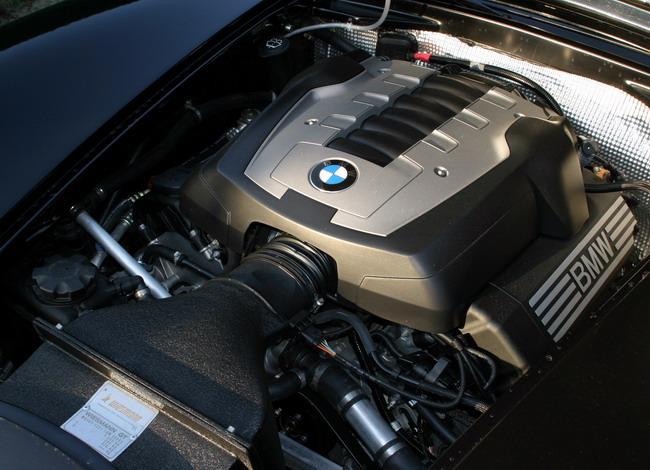 Essai Wiesmann MF4 GT moteur