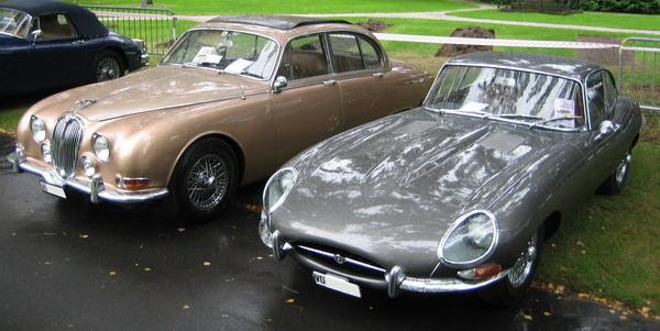 Jaguar E-Type Type-S 3.8