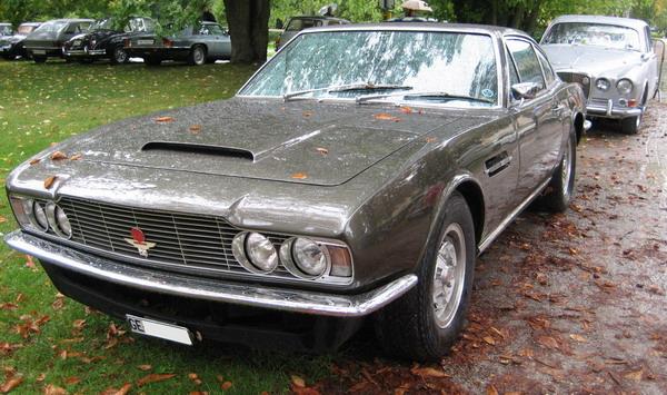 Aston Martin DBS Série 2