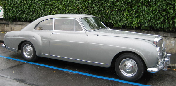 Bentley S1 Continental Fastback Coupé Mulliner