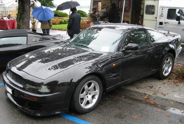 Aston Martin V8 Vantage Compressor