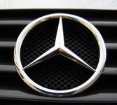Essai Mercedes A190L calandre