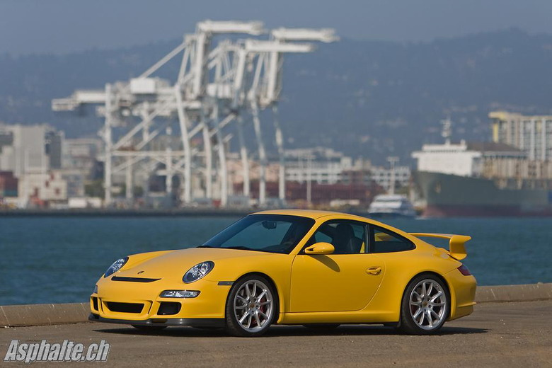 Porsche 997 GT3 Alameda