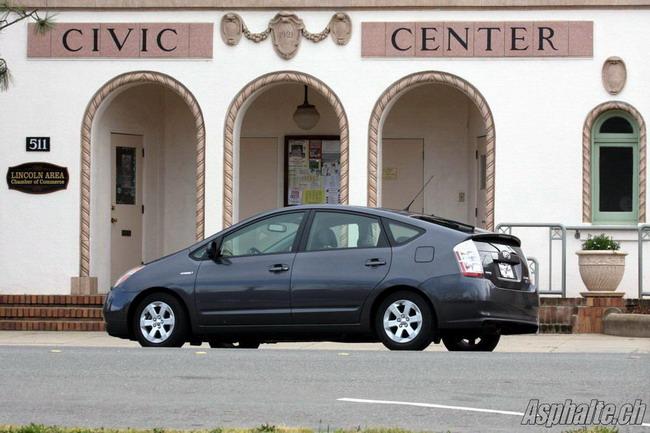 Essai longue durée Toyota Prius mk2
