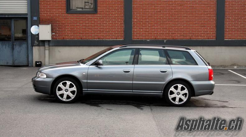 Audi S4 Avant Quattro B5