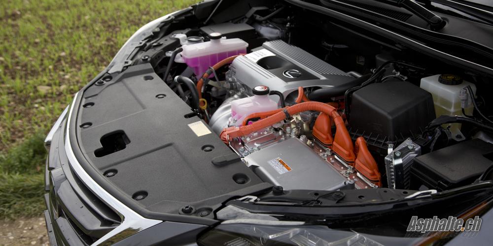 Lexus NX300h moteur