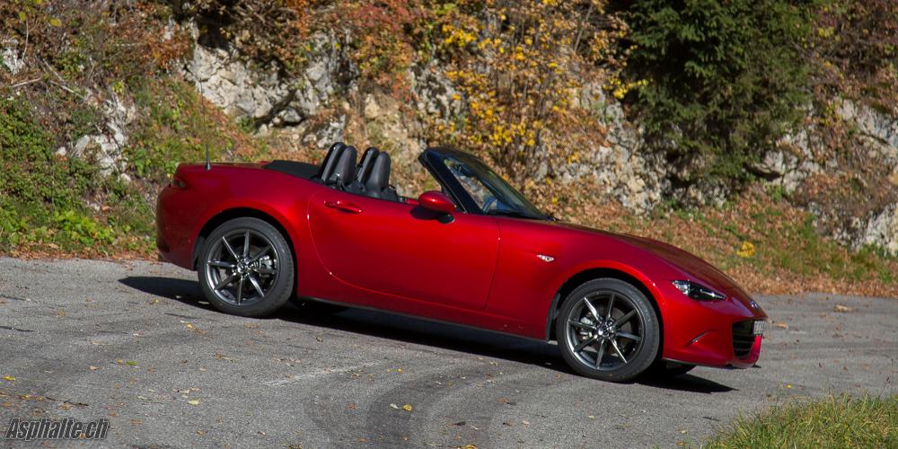 Essai Mazda MX-5 ND 2.0 160